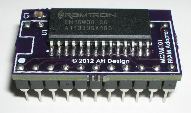 Motorlola MCM5101 FRAM Adapter