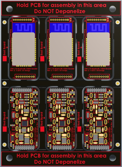 STN1170 Panel